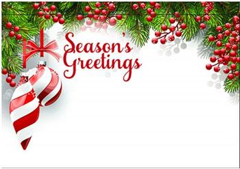 Christmas Enclosure Cards