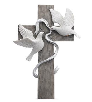 Angels, Crosses & Nativity